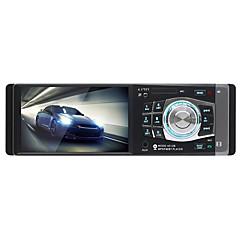 billiga DVD-spelare till bilen-swm 4012b 4,1 tum 1 din annan os bil mp5 spelare / bil mp4 spelare / bil mp3 spelare mp3 / inbyggd bluetooth / ratt kontroll för universal rca / annat stöd mpeg / mpg / rmvb mp3