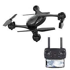 billiga Drönare och radiostyrda enheter-RC Drönare KF600 BNF WIFI Med HD-kamera 720 Radiostyrd quadcopter Huvudlös-läge / 360-Graders Flygning Radiostyrd Quadcopter / Fjärrkontroll / 1 USB-kabel