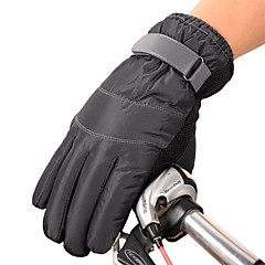 baratos Luvas de Motociclista-Dedo Total Homens Motos luvas Poliéster Manter Quente / Anti-desgaste / Antiderrapante