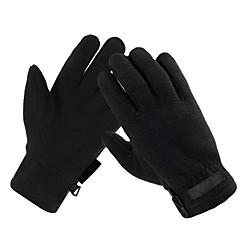 tanie Rękawiczki motocyklowe-Pełny palec Wszystko Rękawice motocyklowe Wełna Oddychający / Zatrzymujący ciepło