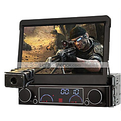 cheap Car DVD Players-Winmark 7 inch 1 DIN Windows CE 6.0 In-Dash Car DVD Player for universal / Universal Support / DVD-R / RW / CD-R / RW / VCD / Mp3 / WMA