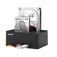 baratos Capas para Disco Rígido-MAIWO Gabinete do disco rígido Resina ABS USB 3.0 K3082H