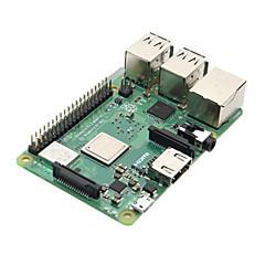 cheap -Raspberry Pi 3 Model B+ (Plus) Mother Board Mainboard With BCM2837B0 Cortex-A53 (ARMv8) 1.4GHz CPU Dual-Band Wireless LAN w/ 1GB RAM