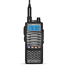 billige Walkie-talkies-ELIDA SY-UV99 Håndholdt / Dobbelt bånd VOX / Stemmekommando / Strømskifter høy / lav 5-10 km 5-10 km 128CH 1500 mAh 5 W Walkie Talkie Toveis radio