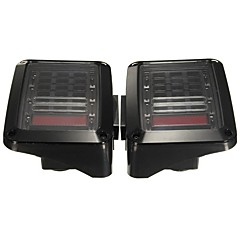 billige Baklys til bil-Factory OEM 2pcs Bil Elpærer 36 W 38 LED Blinklys / Baklys / Bremselys Til Jeep Wrangler 2007 / 2008 / 2009