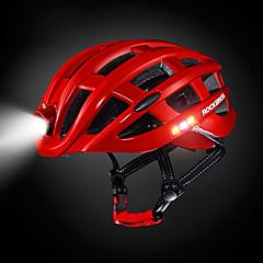 ROCKBROS Per adulto Casco da bici 20 Prese d'aria Ventilazione EPS Gli sport Ciclismo / Bicicletta - Rosso / Blu / Ruvida Nero Per uomo / Per donna