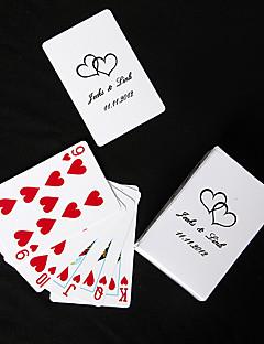hesapli Kişiye Özel Oyun Kartları-Oyuncaklar Klasik Yaratıcı Modern Parçalar Hediye