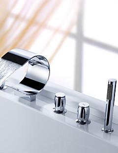 billige Foss-Sprinkle® - ved lightinthebox - foss badekar og hånddusj (buede formen design)