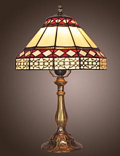 tanie Lampki nocne-Lampy stołowe - Metal Tiffany