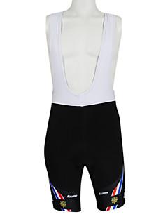 Kooplus Shorts med seler til sykning Dame Herre Unisex Sykkel Sykkelshorts Med Seler Shorts Jersey BunnerFort Tørring Vindtett Vanntett