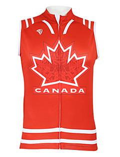Kooplus Colete para Ciclismo Homens Mulheres Unisexo Sem Manga Moto Colete Camisa/Roupas Para Esporte Blusas Secagem Rápida Zíper á