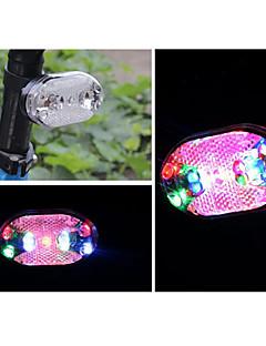 billiga Cykling-Baklykta till cykel / säkerhetslampor / bakljus LED Cykellyktor Cykelsport LED ljus Cellbatterier Batteri Cykling - FJQXZ / IPX-4