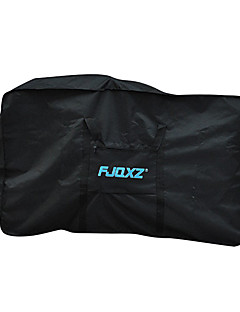 cheap Bike Bags-FJQXZ Bike Bag Bike Transportation & Storage Waterproof Quick Dry Wearable Durable Shockproof Bicycle Bag Oxford 1680D Polyester Cycle Bag