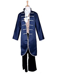 billige Halloweenkostymer-Eventyr Cosplay Kostumer Party-kostyme Herre Halloween Karneval Festival / høytid Drakter Lapper
