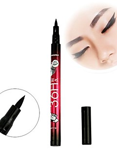 halpa -New Black Vedenpitävä Liquid Eyeliner Pen Musta Eye Liner Pencil Meikki Cosmetic 9799