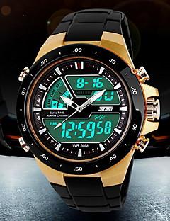 SKMEI Pánské Sportovní hodinky Módní hodinky Náramkové hodinky Digitální hodinky Křemenný Digitální Japonské Quartz LCD Kalendář