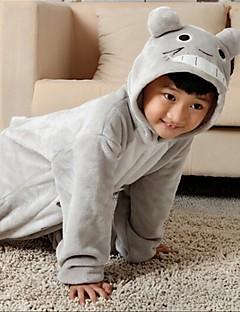 KIGURUMI Yöpuvut Kissa Totoro Asu Kigurumi Trikoot / Kokopuku Cosplay Festivaali / loma Animal Sleepwear Halloween Yhtenäinen varten