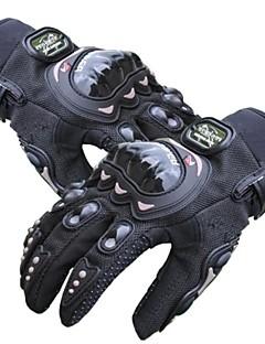 billiga Cykling-PRO-BIKER Aktivitet/Sport Handskar Cykelhandskar Håller värmen / Snabb tork / Bärbar Helt finger Silikon / Bomullsfiber / Lycra