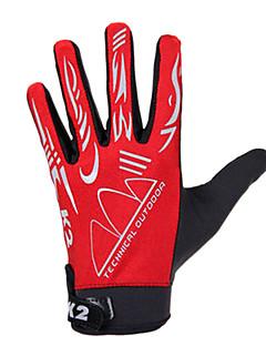 ieftine KORAMAN®-KORAMAN Activități/ Mănuși de sport Mănuși pentru ciclism Respirabil Deget Întreg Spandex Ciclism / Bicicletă Bărbați Pentru femei Unisex