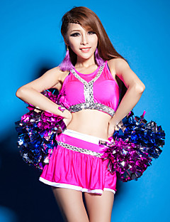 Cheerleader Costumes Outfits Women's Performance Spandex Elegant Style