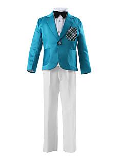Poliester Costum Cavaler Inele - 3 Include Jacketă Pantaloni Cămașă Papion