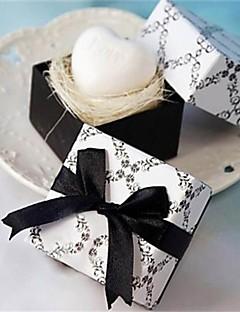 Χαμηλού Κόστους Μπομπονιέρες Σαπούνι-Γάμου / Πάρτι / Βράδυ / Πάρτι πριν το Γάμο Υλικό Πρακτικές Μπομπονιέρες / Μπάνιο & Σαπούνια / Άλλα Κλασσικό Θέμα / Διακοπών / Γάμος