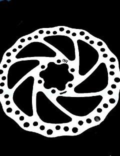 billige Bremser-west biking® 1 stk terrengsykkel rustfritt stål BB5 BB7 elixir bremseskiven 160mm 1pcs BKE bremseskive rotorer