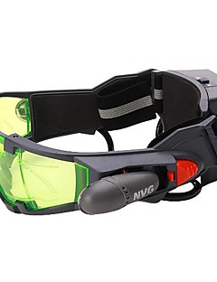 cheap Camping, Hiking & Backpacking-Night Vision Goggles Adjustable Waterproof Fogproof General use Camping / Hiking Plastic Metal