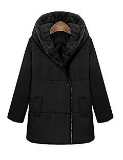 Baibian Women's Fashion Casual Warm Coat