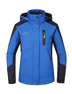 Damen Skijacke Wasserdicht warm halten Windundurchlässig Isoliert Atmungsaktiv Jacke Winterjacken Oberteile für Skifahren Camping &
