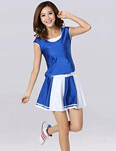 cheap Cheerleader Costumes-Cheerleader Costumes Outfits Women Performance Training Dress by Shall We®
