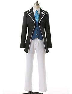 Costume Cosplay - Altele - Geacă/Vestă/Cămașă/Pantaloni/Cravată - Altele