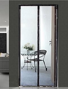 billige Gjennomsiktige gardiner-Dørpanelet Gardiner Gardiner Soverom Multi-farge Polyester Trykket