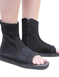 baratos Cosplay Anime-Sapatos de Cosplay Naruto Hatake Kakashi Anime Sapatos de Cosplay Homens Trajes da Noite das Bruxas