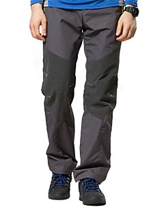 cheap Hiking Trousers & Shorts-Men's Hiking Pants Outdoor Waterproof, Breathable Fall / Winter Bottoms Camping / Hiking / Fishing / Beach