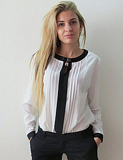 Women's Daily Simple Fall Blouse