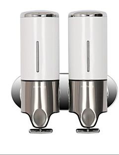 Dispenser Săpun / Oțel inoxidabil Teak /Contemporan