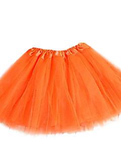 billige AW 18 Trends-Dame Gynge Nederdele - I-byen-tøj Ensfarvet