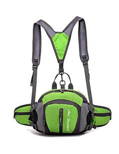 cheap Bike Bags-HWJIANFENG 10-20 L Waterproof Backpack Waist Bag/Waistpack Camping / Hiking Leisure Sports Cycling / Bike Running Moistureproof/Moisture