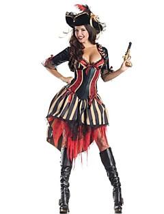 Sihirbaz / Cadı Cosplay Kostümleri Parti Kostümleri Kadın Cadılar Bayramı Karnaval Festival / Tatil Cadılar Bayramı Kostümleri