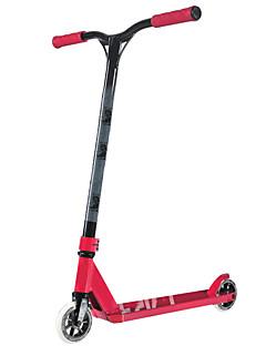 billiga Skotrar-DK-3 Stuntsparkcykel / Professionell skoter / Freestyle-skoter T4 / T6-värmebehandling Professionell Gul / Svart / Grön / Svart / Blå / Svart 6061 Aluminiumlegering
