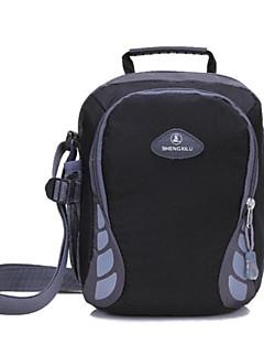 billiga Ryggsäckar och väskor-1L Ryggsäckar - Regnsäker, Bärbar, Kompakt Utomhus Camping, Jakt, Fiske Nylon Röd, Grön, Blå