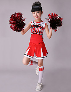Cheerleader Costumes Outfits Performance Cotton / Spandex Pattern / Print Sleeveless High Top / Skirt  sc 1 st  LightInTheBox & Cheap Cheerleader Costumes Online | Cheerleader Costumes for 2018