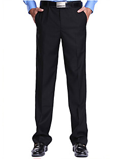Formal Men Suit Pants Male Spring Fashion Slim Fit Casual Brand Business Blazer Straight Dress Trousers