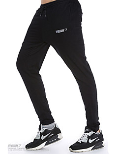 cheap Fitness Clothing-Men's Running Pants Thermal / Warm, Quick Dry, Moisture Permeability Tights / Tracksuit / Bottoms Exercise & Fitness / Racing / Leisure