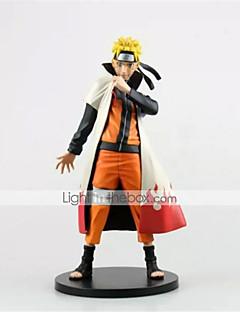 Anime Action Figurer Inspirert av Naruto Naruto Uzumaki PVC CM Modell Leker Dukke