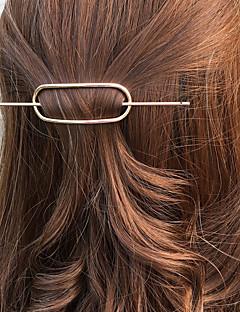 billige Trendy hårsmykker-Damer Hårnål Legering Vintage / Søtt / Fest / Fritid Annet