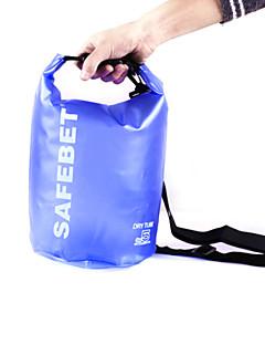 halpa -15 L Vedenpitävä Dry Bag Travel Duffel Kuivalaukku Vedenkestävä Floating Pakattu Monitoiminen varten Uinti Hiekkaranta Retkeily ja