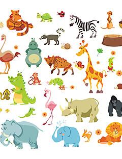 Dieren / Botanisch / Cartoon / Romantiek / Stilleven / Mode / Feest / Landschap / Vormen / Fantasie Wall Stickers Vliegtuig Muurstickers,