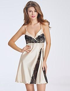 billige Nattøy til damer-DamerMatchende braletter / Kjoler / Ultrasexy / Uniformer og kinesiske kjoler / Dress / Babydoll og undertøy / Skjorter og kjoler /